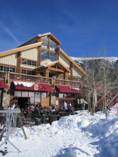 Copper Mountain's East Village Copper Station