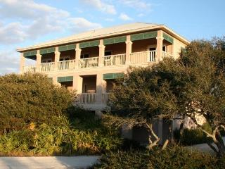 Kiva Dunes Home:  Between the Gulf & #14 Fairway