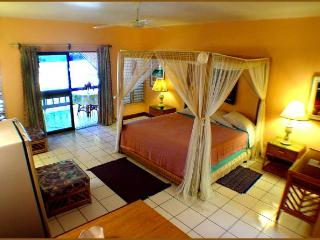 BEACH FRONT Sundeck/Verandah Suite w/ kitchen, Negril
