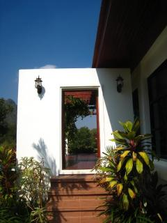 Mountain Breeze Villa -Entrance