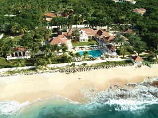 Le Chateau des Palmiers at Plum Bay, Saint Maarten - Beachfront, Pool, Tennis
