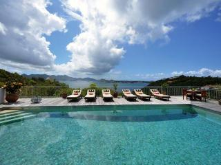 Le Mas Caraibes at Terres Basses, Saint Maarten - Ocean View, Pool, Sunrise And Sunset Views