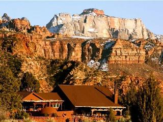 Secluded 10Acre Estate/Lodge in Zion National Park, Zion Nationalpark