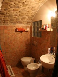 Bathroom 'FIRE'