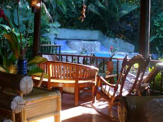 Very private oceanview Jungle Suite. Enjoy nature