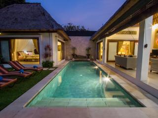 in the heart of Double Six Street 3 bedroom Villa Own Pool