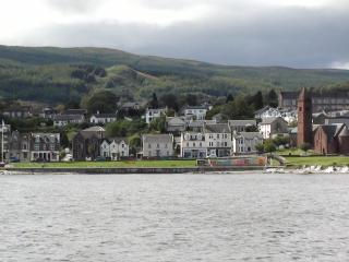 Sea View Apartment sleeps 2-4 in Dunoon Argyll