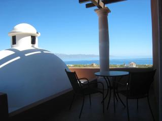 Overlooking the Sea of Cortez in El Sargento Baja