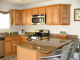 Kitchen, Stainless Appliances and Granite Countertops