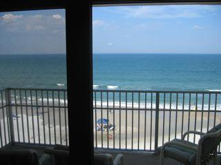 Top Floor Direct Ocean Front at Sea Coast Garden 3, New Smyrna Beach