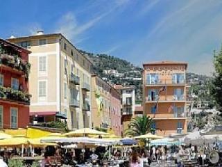 Villefranche sur mer old town great value 2 BD apt
