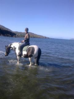 Horse-riding in Beara