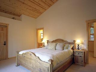 Relax in the elegant Master Suite.