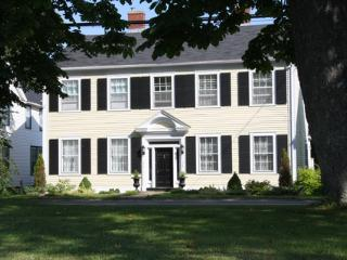 Samuel Fairbanks House, Liverpool, NS