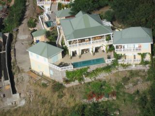 Sprawling Cliffside Villa