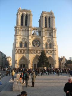 Famous Notre Dame Church
