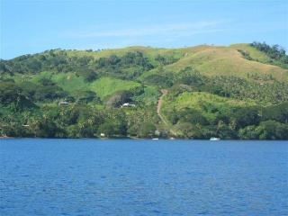 view of our coastal area from savusavu bay