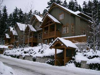 Mountain Star Whistler Townhouse