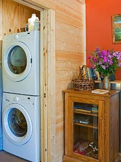 Stacked washer / drivery