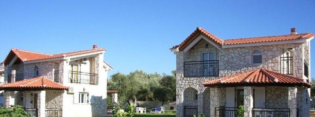 Kaminia Villas front view