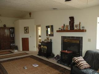 Living Room (fireplace view)