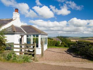 Rose Cottage,High Humbleton Northumberland  spectacular views over the valley