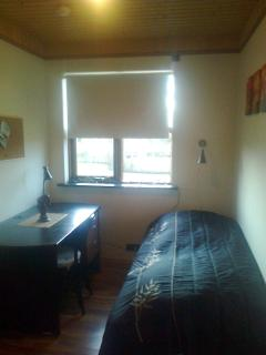 Bedroom for one persone, spacious and bright