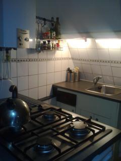 kitchenette top floor