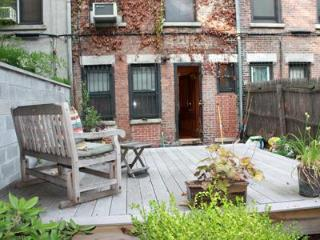 2 bedroom duplex apartment, New York City