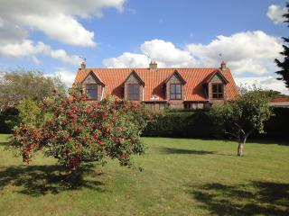 3 The Saltings, a luxury property in North Norfolk, Blakeney