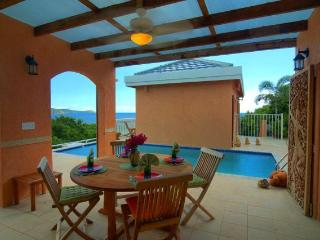 Eco Friendly Beachfront Villa, Virgin Islands National Park