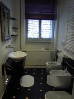 Bathroom full layout view