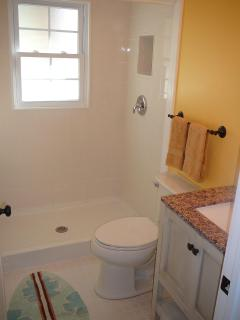 2 BR Unit...Beautiful Walk-in Shower