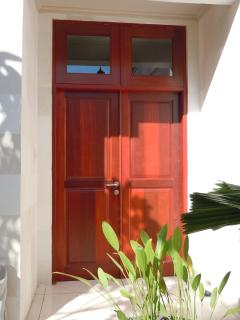 Villa Pantai Bali - Front Door