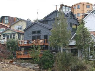 Remodel w/panoramic views. Walk to Main St., Park City