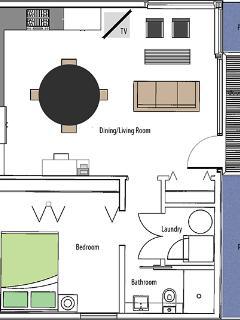 Garden House Floor Plan