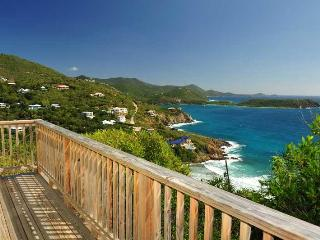 Secluded Getaway with Breathtaking Views, Cruz Bay