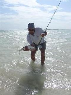 Fishing on your doorstep