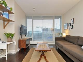 Downtown Vancouver 1 Bedroom Condo Steps to Attractions and Amenities