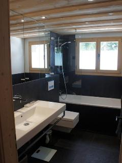 Ensuite bathroom for bedroom 3