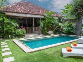 Fully equip 2 bedrooms Villa in Seminyak Central