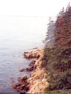 The classic Maine coast of Mt. Desert Island and Acadia National Park