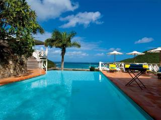 Casa Branca at Anse Marcel, Saint Maarten - Ocean View, Large Infinity Pool