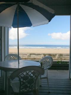 OceanFront Patio Seating