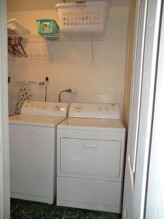 Laundry Room, cleaning supplies