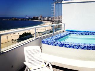 Penthouse Ocean Front Copacabana 3 Suites