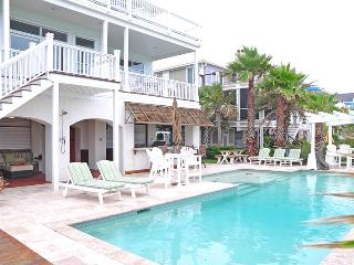Oceanfront Home with Pool, Summer Kitchen, and Private Boardwalk to the Beach, Isle of Palms
