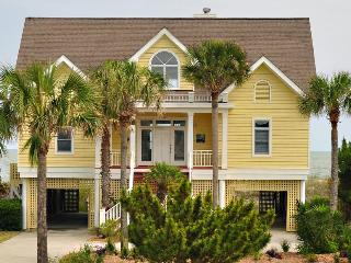 Oceanfront Home with Pool, Spa,Summer Kitchen, and Private Beach Access!, Isle of Palms