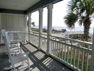 Oceanfront Home with Viewing Decks and Private Boardwalk to the Beach!