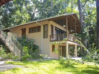 Cangrejal River Lodge a Jungle eco lodge